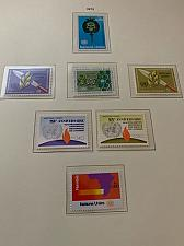 Buy United Nations Geneve Year 1973 mnh stamps