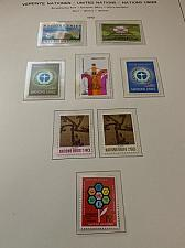 Buy United Nations Geneve Year 1972 mnh stamps