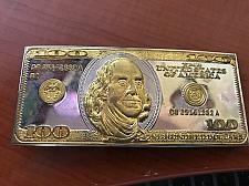 Buy Franklin golden buckle belt almost new