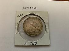 Buy Italy beautiful Horses silver coin 1961