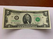 Buy United States Jefferson $2 crispy banknote 2013 #3