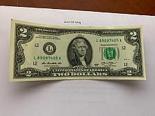 Buy United States Jefferson $2 crispy banknote 2013 #4