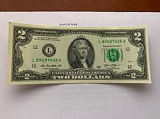 Buy United States Jefferson $2 crispy banknote 2013 #5