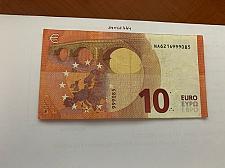 Buy Italy Draghi 10 euro circulated banknote 2014 #1