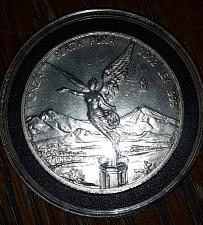 Buy 2002 Mexican Libertad 1oz of .999 fine silver