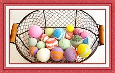 Buy Large Bath Bomb Box of Assorted Colors and Fragrances in Sets of 4/8/12
