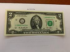 Buy United States Jefferson $2 uncirc. banknote 2003 #10