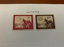 Buy United Nations World unity 1951 mnh stamps