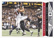 Buy Tony Gonzalez #12 - Falcons 2013 Score Football Trading Card