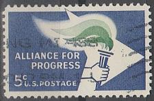 Buy [US1233] United States: Sc. no. 1233 (1963) Used Single