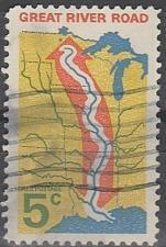 Buy [US1319] United States: Sc. no. 1319 (1966) Used Single