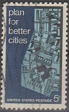 Buy [US1333] United States: Sc. no. 1333 (1967) Used Single