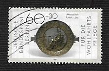 Buy German Berlin Used #9NB250 Catalog Value $1.10