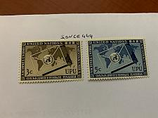 Buy United Nations UPU 1953 mnh stamps
