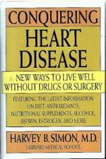 Buy Conquering Heart Disease HB w/ DJ :: FREE Shipping