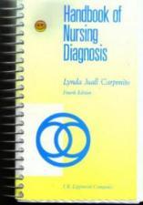 Buy Handbook of Nursing Diagnosis :: FREE Shipping