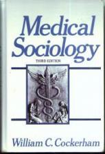 Buy Medical Sociology HB :: FREE Shipping