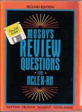 Buy MOSBY'S REVIEW QUESTIONS FOR NCLEX-RN w/ Disk :: FREE Shipping