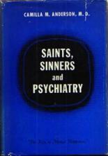Buy Saints, Sinners and Psychiatry :: 1950 HB w/ DJ :: FREE Shipping