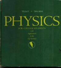 Buy PHYSICS For College Students with Apps to Life Sciences :: FREE Shipping