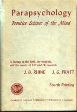 Buy Parapsychology :: ESP and PK Research :: 1972 HB w/ DJ :: FREE Shipping