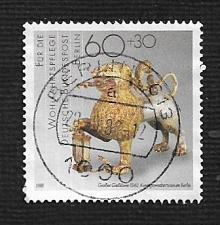 Buy German Berlin Used #9NB262 Catalog Value $1.00