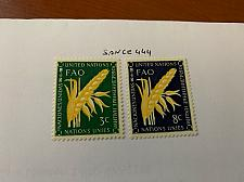 Buy United Nations F.A.O. 1954 mnh stamps
