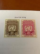 Buy United Nations I.L.O. 1954 mnh stamps