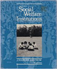 Buy Introduction to Social Welfare Institutions 3rd Ed. :: FREE Shipping