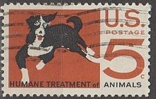 Buy [US1307] United States: Sc. no. 1307 (1966) Used Single