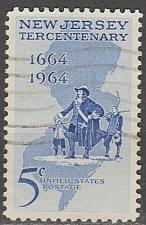 Buy [US1247] United States: Sc. no. 1247 (1964) Used Single