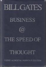 Buy BUSINESS @ THE SPEED OF THOUGHT HB w/ DJ by Bill Gates :: FREE Shipping