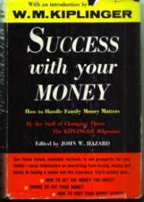 Buy Success with your Money HB :: FREE Shipping