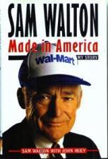 Buy SAM WALTON :: Made in America :: First Edition HB w/ DJ :: FREE Shipping