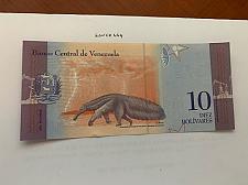 Buy Venezuela 10 bolivares uncirc. banknote 2018 #2