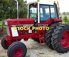 Buy International 1086 Tractor