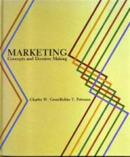Buy MARKETING Concepts and Decision Making :: FREE Shipping