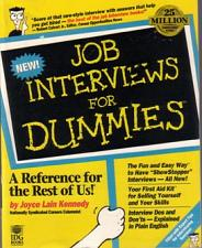 Buy Job Interviews for Dummies :: FREE Shipping