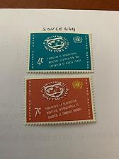 Buy United Nations World trade 1961 mnh stamps