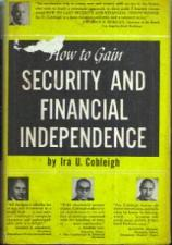 Buy How to Gain Security and Financial Independence :: FREE Shipping