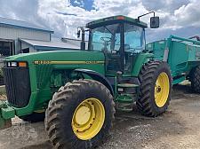 Buy 1995 John Deere 8200 Tractor