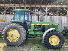 Buy 1987 John Deere 4650 Tractor