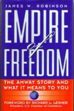 Buy EMPIRE of FREEDOM :: The AMWAY Story :: 1997 HB w/ DJ :: FREE Shipping