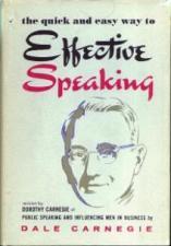 Buy Effective Speaking :: DALE CARNEGIE :: 1962 HB w/ DJ :: FREE Shipping