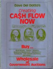 Buy Creating Cash Flow Now :: Buy at Government Auctions :: FREE Shipping