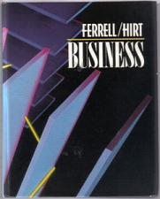 Buy BUSINESS HB by O.C. Ferrell / Geoffrey Hirt :: FREE Shipping