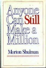 Buy Anyone Can Still Make a Million :: Shulman HB w/ DJ :: FREE Shipping