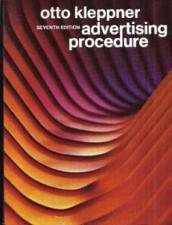 Buy Advertising Procedure HB :: FREE Shipping