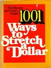 Buy 1001 Ways to Stretch a Dollar HB w/ DJ :: FREE Shipping