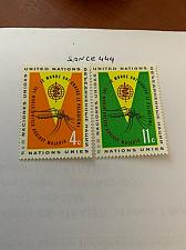 Buy United Nations Anti malaria 1962 mnh stamps